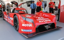 Nissan GT-R LM NISMO Le Mans Goodwood Festival of Speed 2015