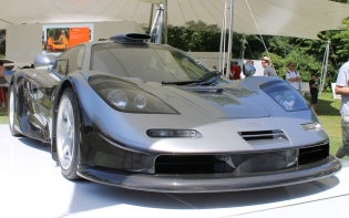 McLaren F1 GTR Longtail Goodwood Festival of Speed 2015