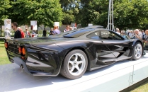 McLaren F1 Longtail rear Goodwood Festival of Speed 2015