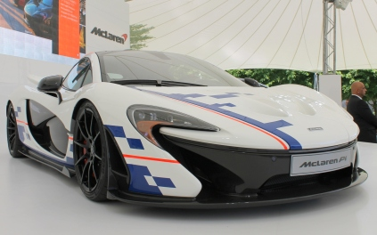 McLaren P1 Goodwood Festival of Speed 2015