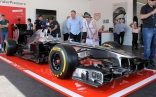 McLaren F1 car Goodwood Festival of Speed 2015