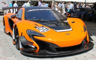 McLAREN 650S GT3 Goodwood Festival of Speed 2015