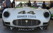 Quaker Jaguar E-Type Group 44 Goodwood Festival of Speed 2015