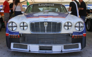 Jaguar XJC Broadspeed racing car Goodwood Festival of Speed 2015