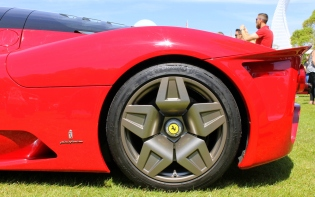Ferrari P4/5 Glickenhaus Pininfarina detail Goodwood Festival of Speed 2015