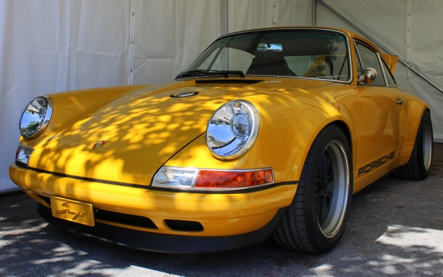 Singer Porsche 911 Goodwood Festival of Speed 2015