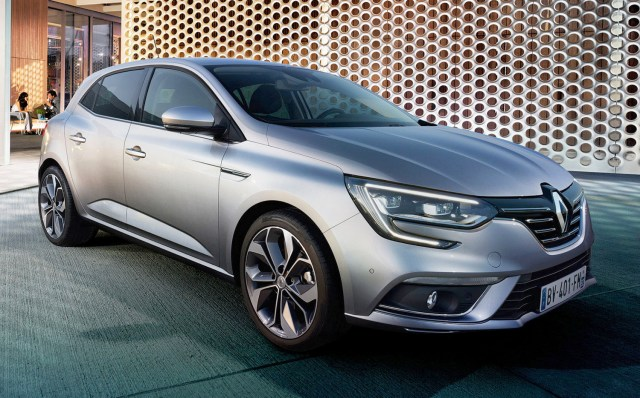New 2016 Renault Megane