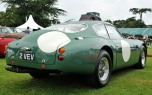 Aston Martin DB4 GT Zagato rear