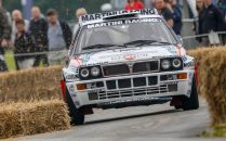 Cholmondeley Power and Speed 2016 CPAS discount tickets Lancia Delta Integrale WRC