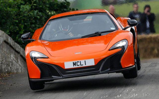 Cholmondeley Power and Speed 2016 CPAS discount tickets McLaren 570s