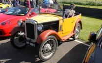 Goodwood Breakfast Club Soft Top Sunday May 2016 3