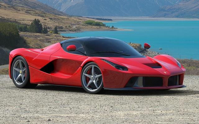 Gran Turismo Sport LaFerrari
