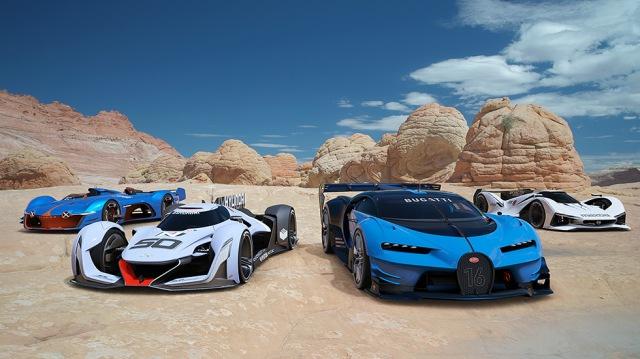 Gran Turismo Sport November 2016