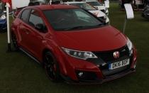 2016 Honda Civic Type-R Cholmondeley Power and Speed 2016