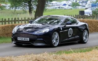 Aston Martin Vanquish 2015 Cholmondeley Power and Speed 2016