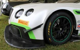 Bentley Continental GT GT3 Cholmondeley Power and Speed 2016