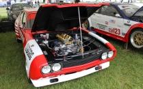 Ford Capri Bastos Cholmondeley Power and Speed 2016