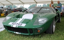 Ford GT40 Cholmondeley Power and Speed 2016