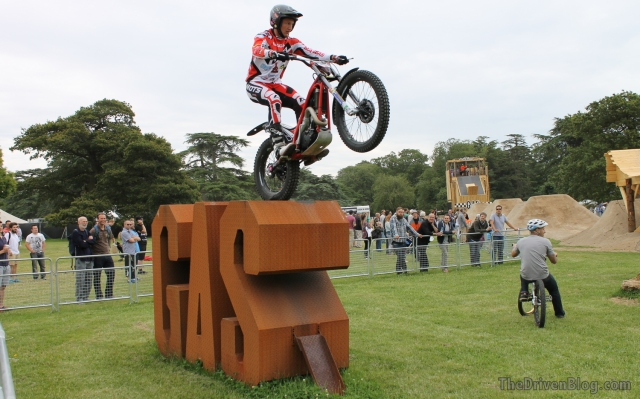 Goodwood Festival of Speed 2016 preview GAS Arena