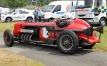 Napier Bentley Racing Chris Williams Cholmondeley Power and Speed 2016