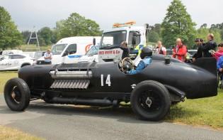 Packard Bentley Cholmondeley Power and Speed 2016