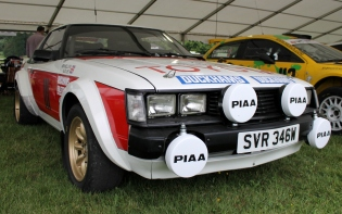 Toyota Celica Rally Cholmondeley Power and Speed 2016