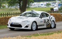 Toyota GT86 Rally Cholmondeley Power and Speed 2016