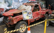 Indestructible Toyota Hilux Top Gear Beaulieu