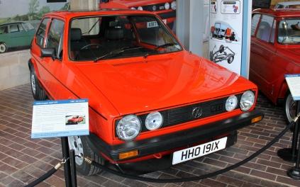 MK1 VW Golf GTI Beaulieu