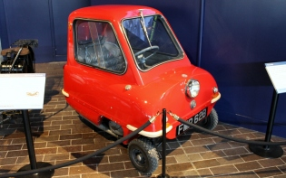 Peel P50 Beaulieu