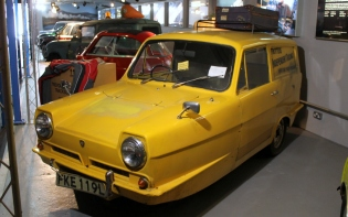 Reliant Regal Supervan Robin Only Fools and Horses Beaulieu
