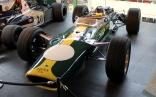 Team Lotus Grand Prix F1 Car Ford Beaulieu