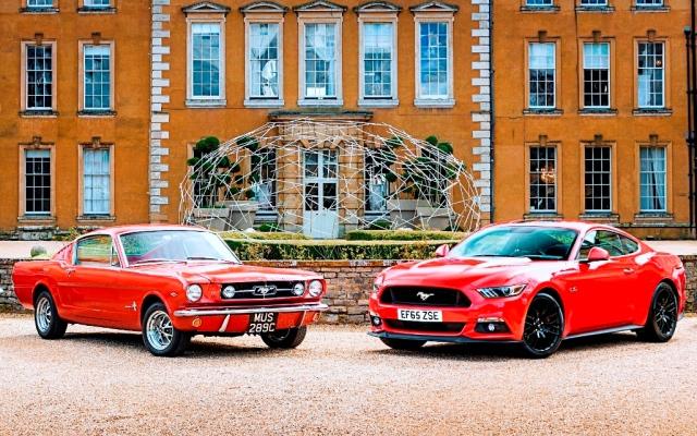 4 Mustang 4-001