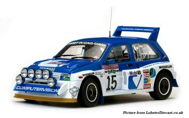 mg-metro-6r4-sunstar-diecast-driven-blog-christmas-gift-guide